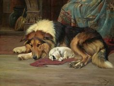 No Walk Today by Wright Barker