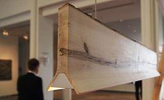 Suspension Y par Sverre Uhnger