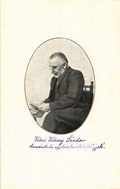 Vései Véssey Sándor dunántúli egyházkerületi felüg...   Képcsarnok   Hungaricana