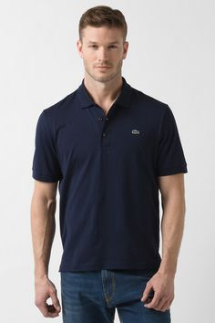 gamesinfomation.com Lacoste Polo Shirt, Short Sleeve Classic Fit Solid Pima Jersey Polo coupon| gamesinfomation.com