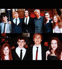 Skander, Anna, Ben, Georgie and Will