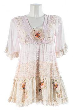 Vestido Shabby Chic 64 - www.travelwearmiro.com