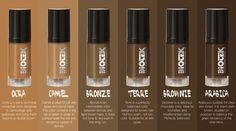 Poze Brows Intense Ocra Chocolate Color, Brows, Camel, Nail Polish, Lipstick, Stuff To Buy, Beauty, Permanent Makeup, Beleza