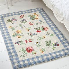 love this wool hand made rug