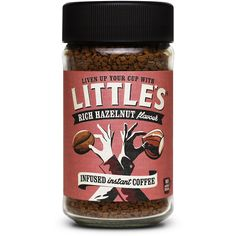 Super high quality Arabica coffee infused with the nutty taste of lightly toasted hazelnuts. This is one of the original flavoured coffees which Henry and Leila tasted in California and inspired them to start making flavoured coffee themselves. Have you tried our Decaf Rich Hazelnut infused coffee?