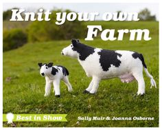 Knit Your Own Farm Animal Free Patterns