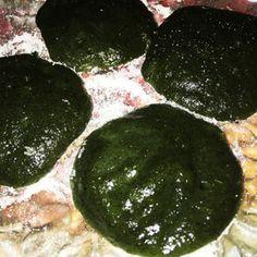 米粉100%簡単で美味しい!よもぎ餅 by seishin [クックパッド] 簡単おいしいみんなのレシピが234万品
