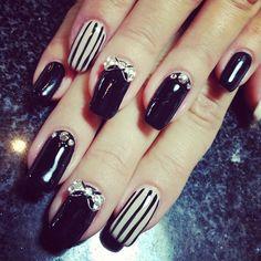 Instagram photo by theglamnails #nail #nails #nailart