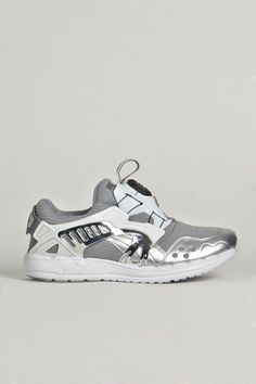 46c728fc321d Future Disc Blaze Lite Opulence Grey   Silver buy on SlamJamSocialism Sport  Outfits
