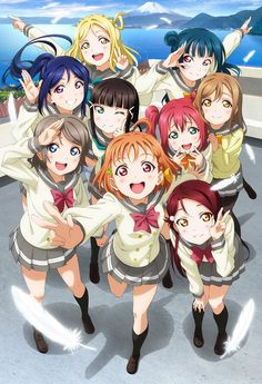LoveLive! Sunshine!! Aqours 水团3单 HAPPY PARTY TRAIN - http://mag.moe/75045 #201704, #Aqours, #HAPPYPARTYTRAIN, #LoveLiveSunshine 发售时间:2017年4月5日  收录内容 CD 未定 DVD/Blu-ray リード曲のアニメーションPV 点我带回家