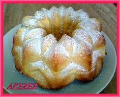 Mamka varí ♥ : BÁBOVKA S TROMI PLNKAMI Czech Recipes, Russian Recipes, Doughnut, Food And Drink, Cheese, Breakfast, Czech Food, Bundt Cakes, Polish