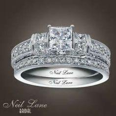 Neil Lane Wedding Ring Sets