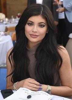 Kylie Jenner attends Westime Celebrates Kris Jenner's Haute Living Cover at Nobu Malibu on August 24, 2015 in Malibu, California.