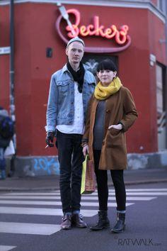 Ratwalk - Street Fashion / Gatemote Oslo. Foto og illustrasjoner.