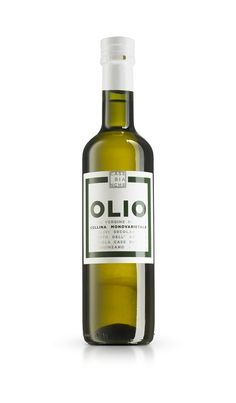 Case Bianche premium olive oil - Puglia 0,5L glass bottle www.oleoteca.nl