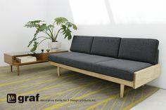 graf Day bed sofa グラフ デイベッドソファ 3人掛け 生地aランク