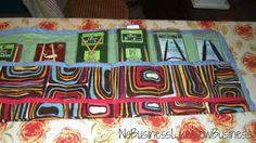 No Business Like Sew Business: Knitting Needle Roll Up