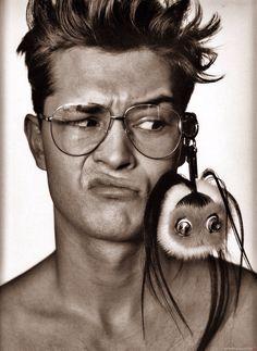 Francisco Lachowski Obsession : Photo