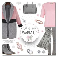 """Winter Warm Up"" by truthjc ❤ liked on Polyvore featuring J Brand, Gianvito Rossi, Balenciaga, Anne Klein, Liza Schwartz, Bling Jewelry and Calypso St. Barth"