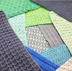 Hæklede karklude i mange mønstre... Gratis hækleopskrifter på hæklet karklud, hæklede karklude, forskellige mønstre, gratis guides og opskrifter Diy Crochet And Knitting, Crochet Home, Knitting Patterns, Crochet Backpack, Manta Crochet, Crochet Dishcloths, Crochet Kitchen, Knitting Accessories, Scrappy Quilts