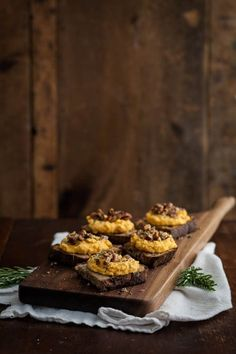... about [eat] Appetizers on Pinterest | Appetizers, Chefs and Bruschetta