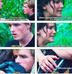 The Hunger Games :'( :')
