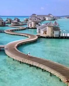 Vacation Places, Vacation Destinations, Dream Vacations, Holiday Destinations, Dream Vacation Spots, Honeymoon Vacations, Italy Vacation, Maldives Honeymoon, Maldives Travel