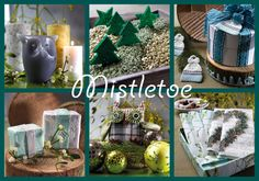 Christmas Trend Group :: Trend 2014 – Mistletoe/ Moss green, evergreen and mistletoe – this vital natural colour bestows a natural and peaceful atmosphere upon the holidays. Animals from the winter forest define the shapes of metal tags, pillows and even candles. Photo prints of deer and owls, along with sprigs of fir and mistletoe adorn serviettes, ribbons and all kinds of paper articles