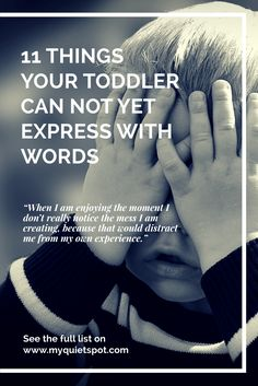 thing your child is not telling you
