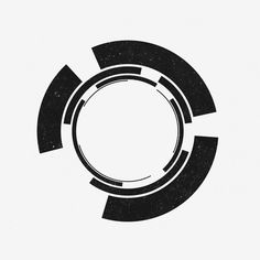 A new geometric design every day. : A new geometric design every day. Geometric Designs, Geometric Shapes, Ideas Para Logos, Tattoo Geometrique, Cyberpunk Tattoo, Icon Design, Logo Design, Photo Deco, Camera Logo