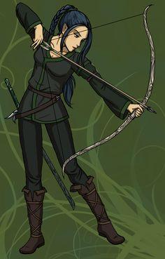 http://fc01.deviantart.net/fs44/f/2009/105/d/4/Archer_Princess_by_Erulisse2.jpg