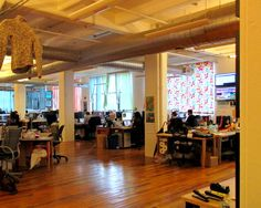 #Etsy offices