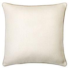 "Threshold™ Basketweave Toss Pillow - 18x18""Target$19.99 (2)"
