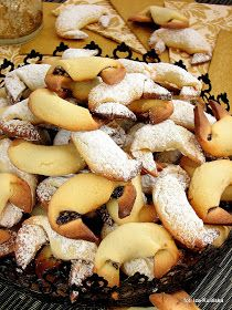 European Dishes, Dessert Recipes, Desserts, Stuffed Mushrooms, Cookies, Baking, Vegetables, Eat, Fours