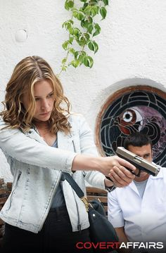 Season 5 of Covert Affairs continues TONIGHT at 10/9c on USA.