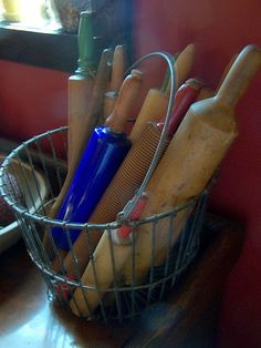 Another Shot of those Rolling Pins!   Flickr - Photo Sharing!
