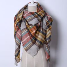 Designer Scarf Winter Women Shawl