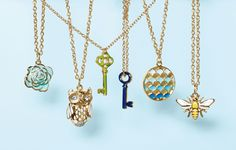 Create enameled charms with new jewelry products from Martha Stewart Crafts #mscjewelry #marthastewartcrafts #jewelry