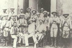 Ejercito español en Cuba