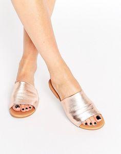 Zapatos de verano de cuero JASMINA de ASOS MCPBvTM