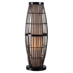 Abaco Outdoor Table Lamp, summer, patio, deck decor