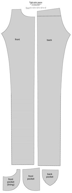 SD BJD (Soom Supergem) jeans masculinos de ~ scargeear en deviantART