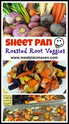 Sheet Pan Roasted Ro