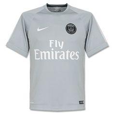 Nike PSG Training Shirt - Grey 2014 2015 PSG Training Shirt - Grey 2014 2015 http://www.comparestoreprices.co.uk/football-shirts/nike-psg-training-shirt--grey-2014-2015.asp