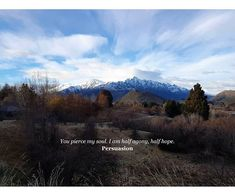 Persuasion print | Queenstown New Zealand (link in bio to purchase) . . . . . #newzealand #persuasion #janeausten #quote #print #book #etsy #etsyseller #nofilter #landscapephotography #nature #landscape #queenstown #theremarkables #mountains #art #digital #wallart #homedecor #printables #nz #travel #escape #photography  #instadesign #instaphoto #design Queenstown New Zealand, Landscape Photography, Printables, Quote, Wall Art, Mountains, Digital, Prints, Nature