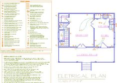 Kitchen Design Kitchen Design diy Kitchen Design floor plans Kitchen Design grill station Kitchen Design how to build Kitchen Design layout Kitchen Design modern Kitchen Design rustic Affordable TINY HOUSE Plans One Bedroom Home Cottage Small Building A Tiny House, Tiny House Plans, House Floor Plans, Small Washer And Dryer, One Bedroom House, Window In Shower, Covered Front Porches, Electrical Plan, Wrap Around Deck