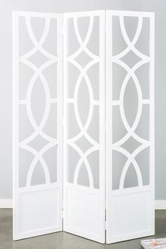 Candice Screen - White by Statements by J on @HauteLook