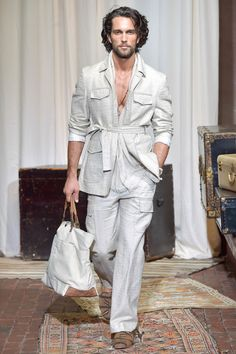 Joseph Abboud Menswear Spring Summer 2017 New York