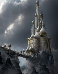 Ice Castle by James Paick