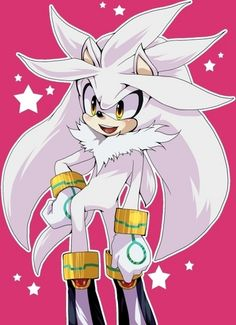 cool silver the hedgehog pictures | silver again! - silver-the-hedgehog Photo